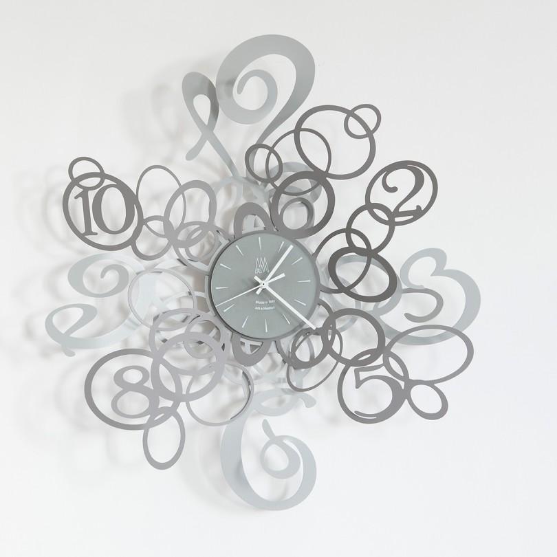 2828_C47 orologio kekasino ardesia alluminio