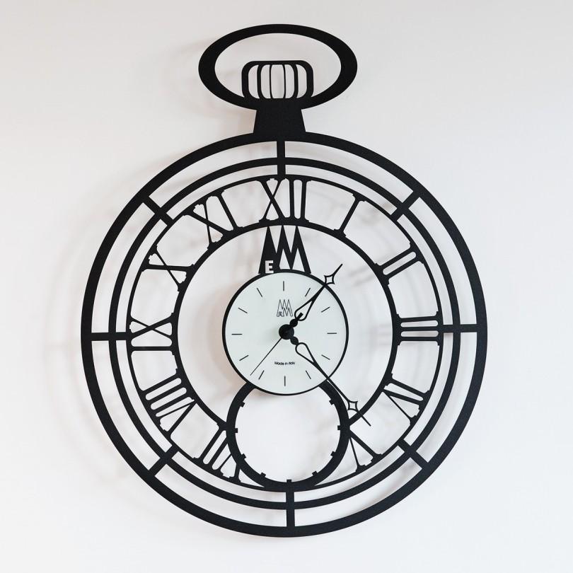 2860_C71 orologio big cipollone nero