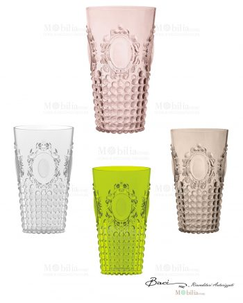 Bicchieri per Bevande Baci Milano
