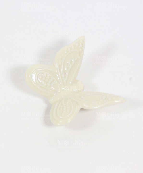Farfalle Colorate Porcellana con Magneti Economiche