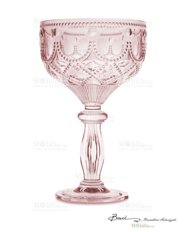 Bicchiere da cocktail Promozione Baci Milano