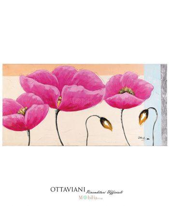 Ottaviani quadro con Tulipani Rosa
