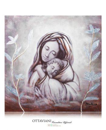 Quadro Sacro Capezzale Maternità Ottaviani