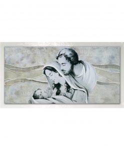 Capezzale Sacra Famiglia Salvadori Arte