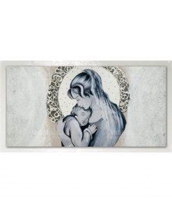 Quadro maternità salvadori