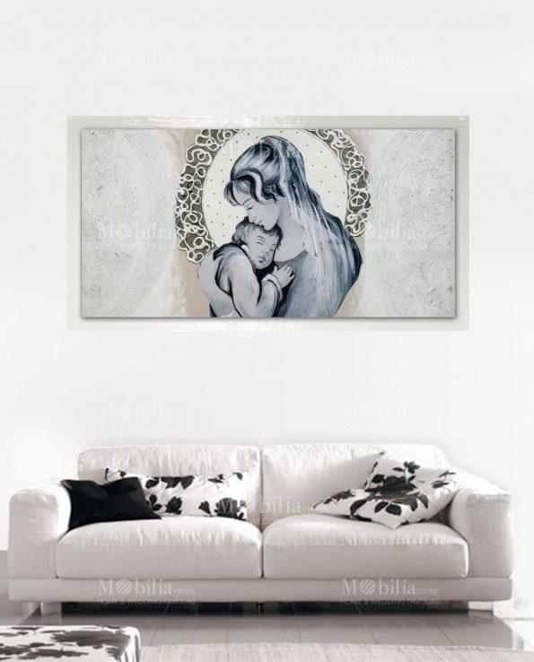 Capezzali moderni maternit salvadori arte in promozione - Capezzali per camera da letto ...