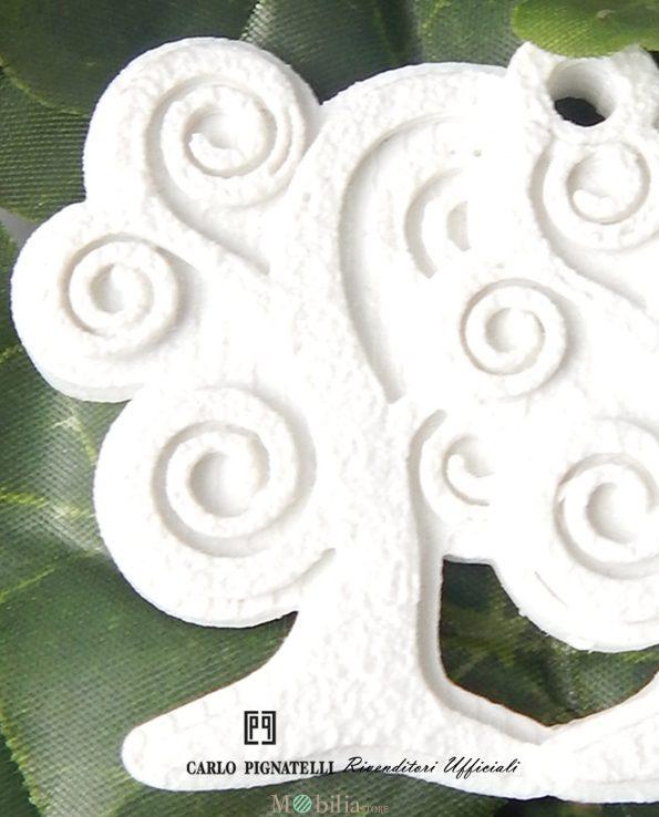 Bomboniera Carlo Pignatelli ciondoli albero della vita collezione Bea