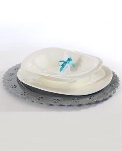 bolle di sapone segnaposto per matrimonio con nastro tiffany