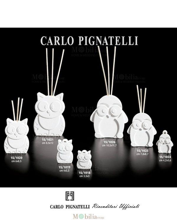 Bomboniera Carlo Pignatelli portaincenso pinguino collezione Bea