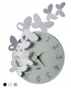 orologi butterfly tondi arti e mestieri