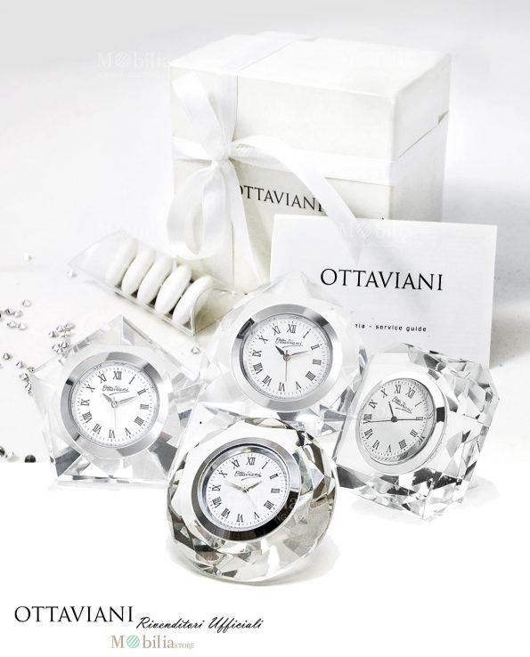 Bomboniere Matrimonio Orologio da tavolo Diamante Ottaviani