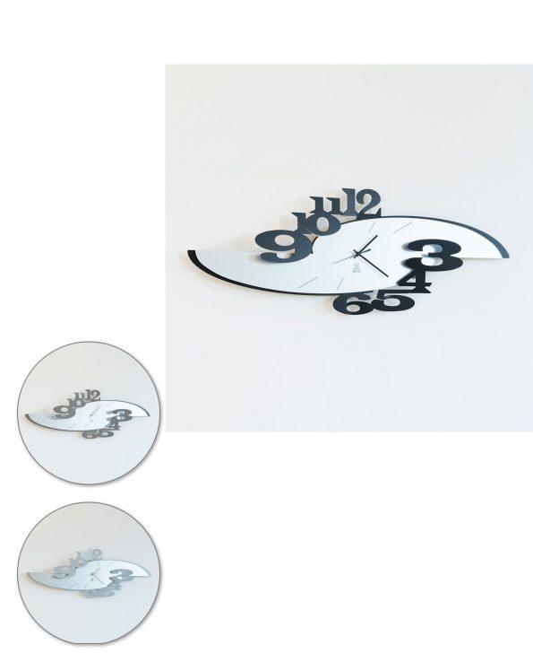 orologio da parete ares tre colori arti e mestieri