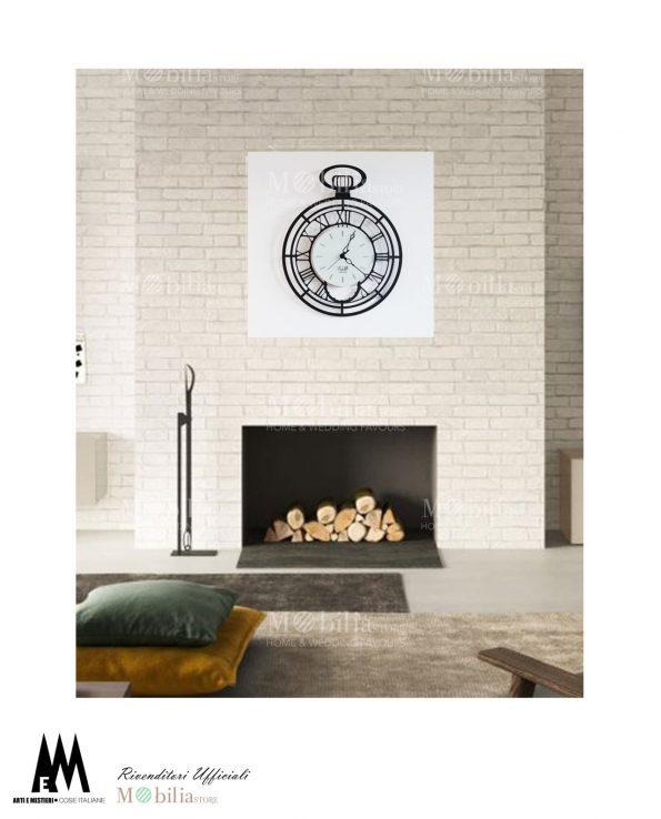 orologio cipollino design tre colori arti e mestieri
