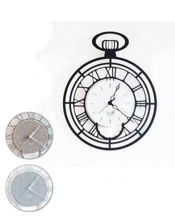 orologio cipollino tre colori arti e mestieri