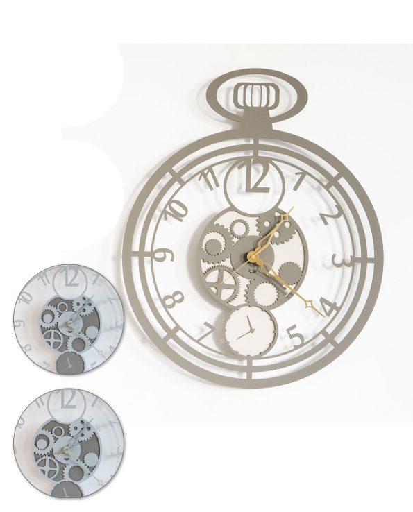 Orologio da parete design cipollone arti e mestieri for Arti e mestieri orologio da parete prezzi