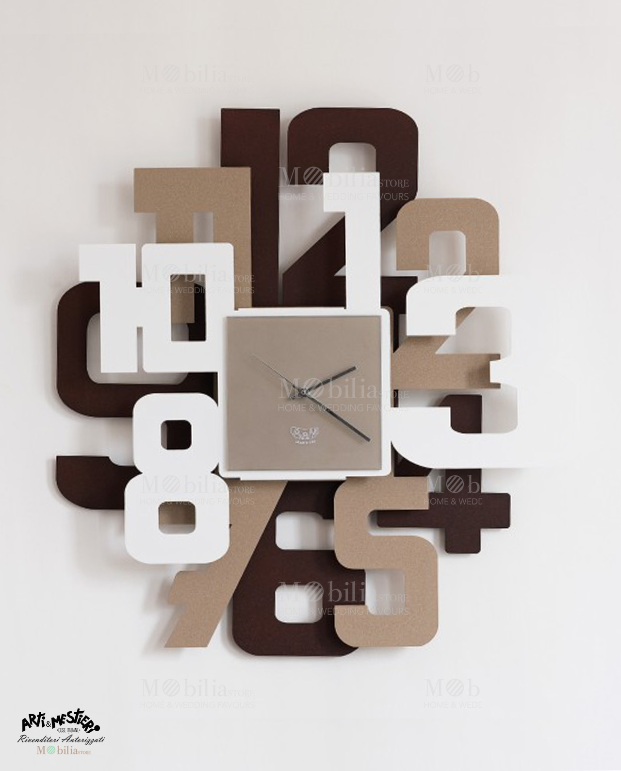 Beautiful Orologi Moderni Da Cucina Contemporary - Design & Ideas ...