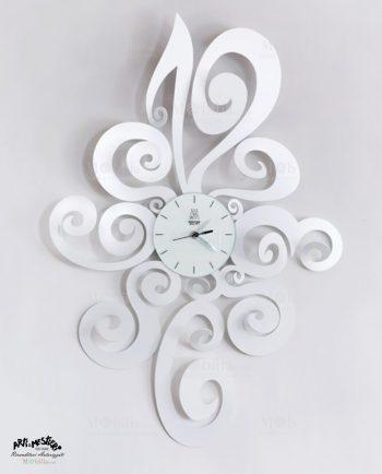 Orologio da Parete Design Noemi Bianco Arti e Mestieri