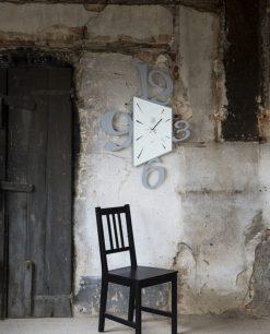 orologio da parete prospettiva arti e mestieri