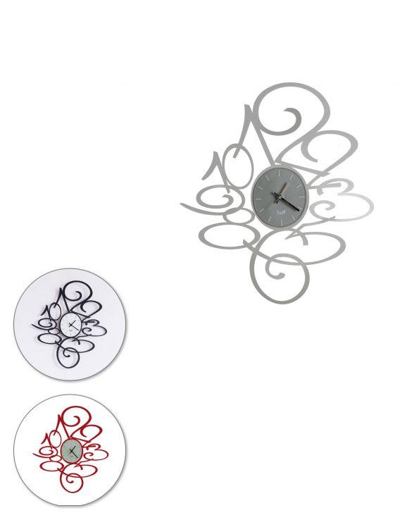Orologio da parete design Ipazia Arti e mestieri