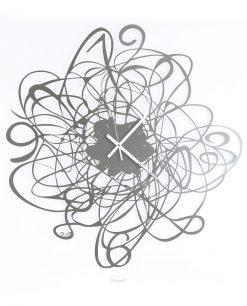 orologio modello doodle colore grigio alluminio arti e mestieri
