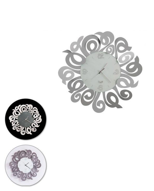 Orologio da parete design Nastri Arti e mestieri