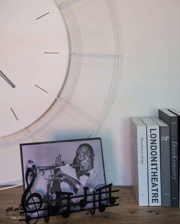 Orologio da Parete Moderno Nudo Piccolo Arti e Mestieri