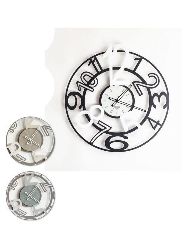 orologio orione tre colori arti e mestieri