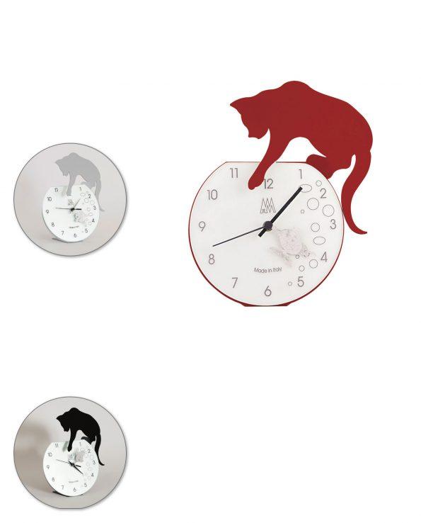 orologio da tavolo design tommy arti e mestieri