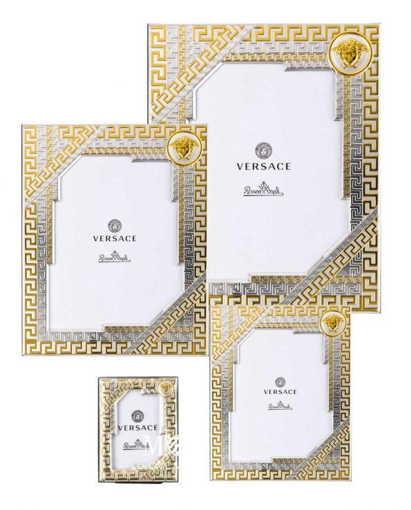 Portafoto VHFI gold Versace Frames