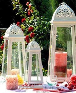Lanterne Brandani Cattedrale Bianche Grandi