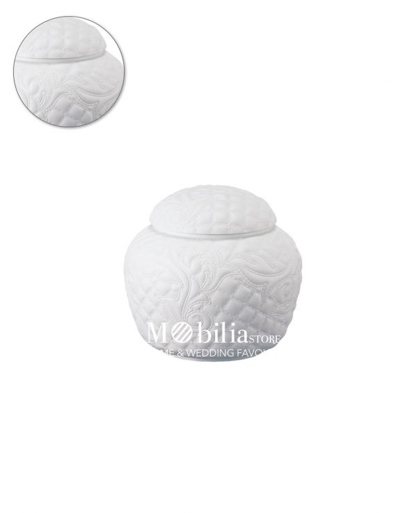 Scatola bianca Vanitas Versace