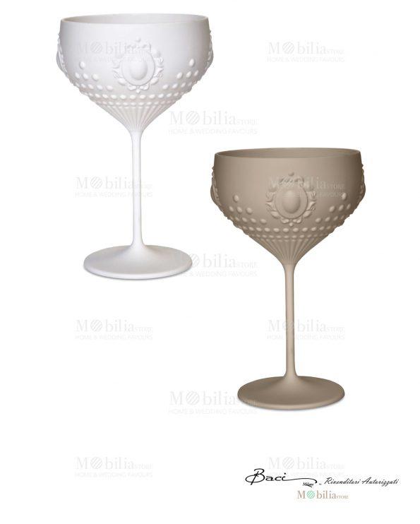 Bicchieri Cocktail Offerta Baci Milano