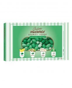Confetti Maxtris sfumati verdi