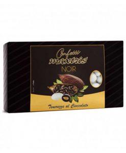 Confetti ripieni cioccomandorla Maxtris noir