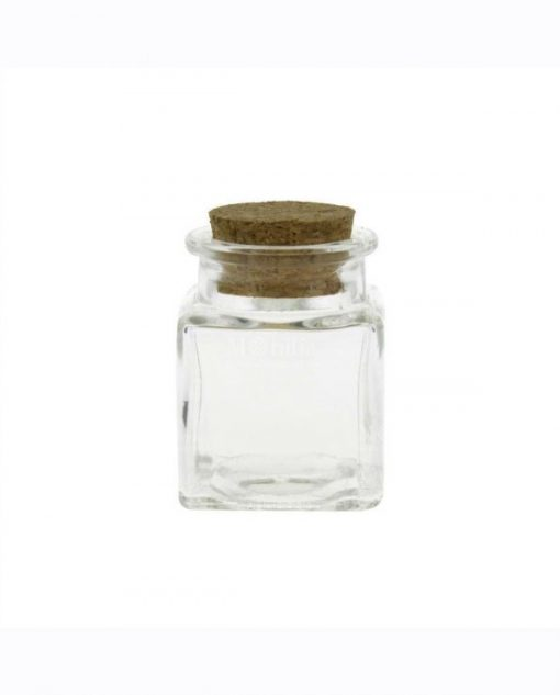 barattolo vetro tappo in sughero economico