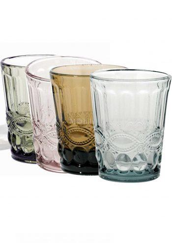 bicchieri acqua tognana solange