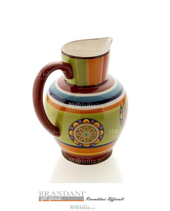 Brocca in ceramica Brandani