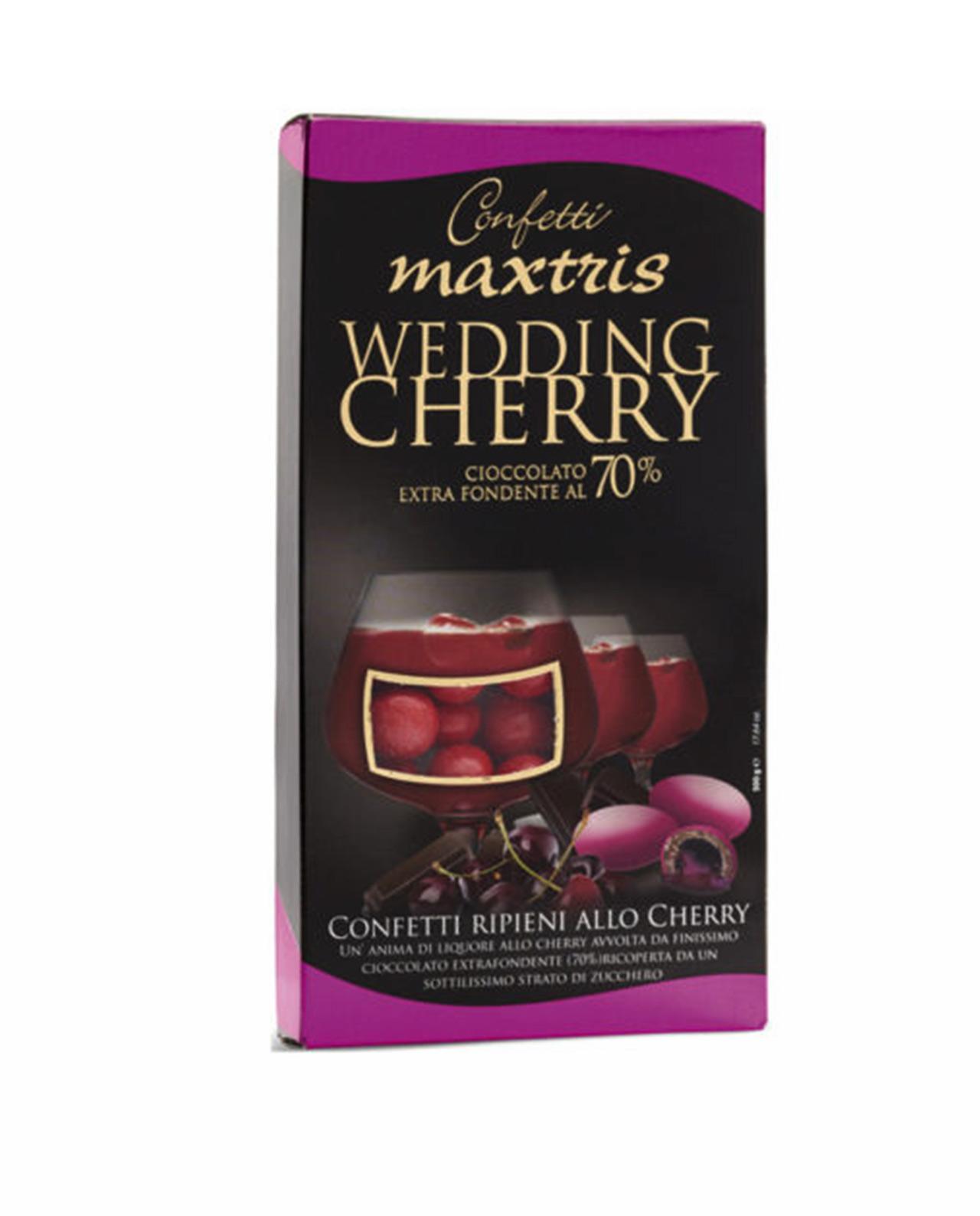 Confetti maxtris wedding cherry mobilia store home favours for Mobilia wedding