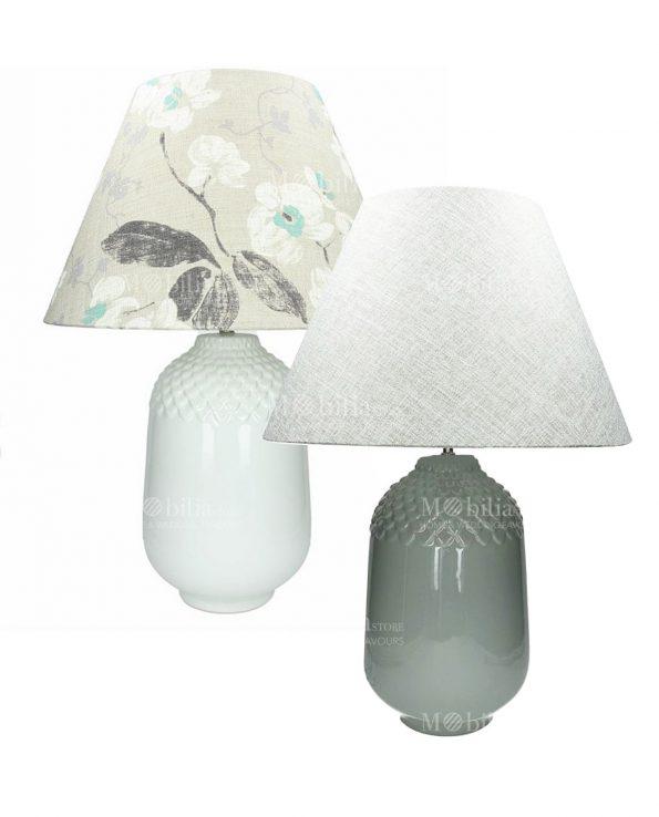 Lampada Colony in ceramica by Tognana