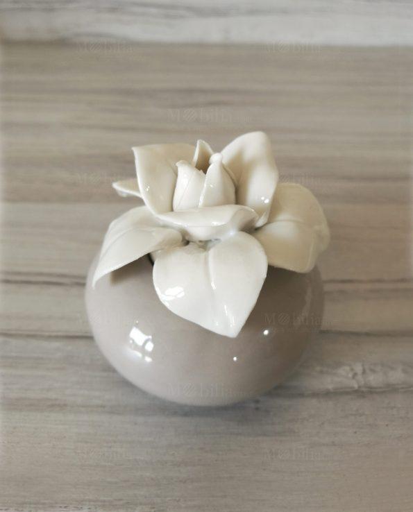 Gardenia Diffusori per Ambienti Bomboniere Porcellana