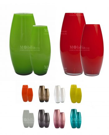 vaso artemide in vari colori tognana