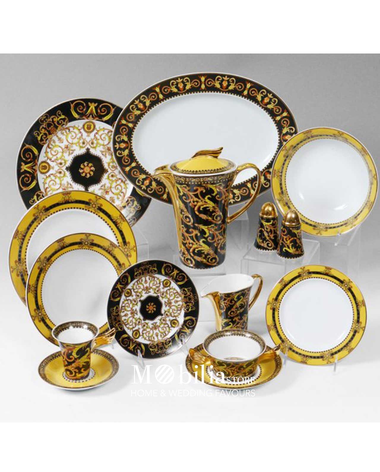 servizio tavola versace ikarus barocco