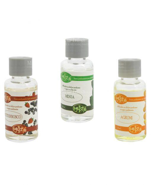 set 3 ricariche profumo