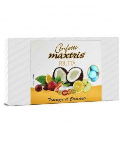 Confetti Maxtris frutta azzurro