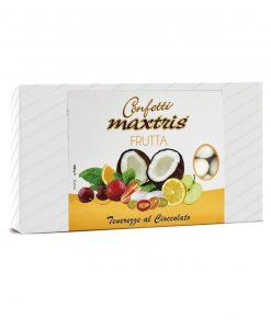 Confetti Maxtris frutta bianco
