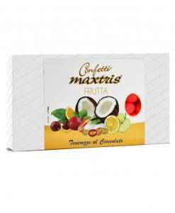 Confetti Maxtris frutta rosso