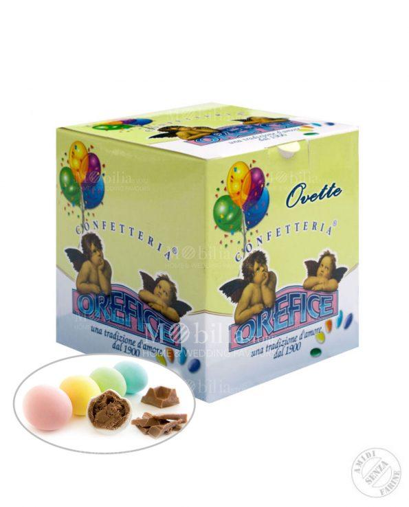 Confetti Ovette cioccolato