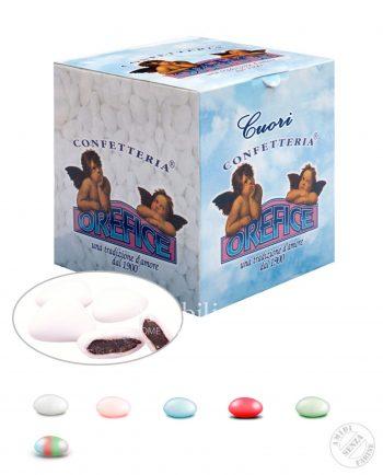 Confetti cioccolato Cuori