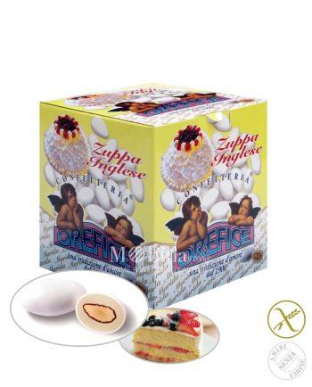 Confetti ripieni senza glutine Marida zuppa inglese Orefice