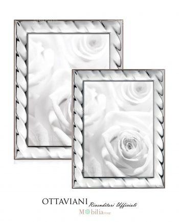 Cornici Portafoto Ottaviani argento